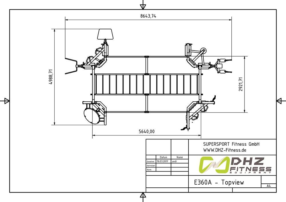 E360A topview