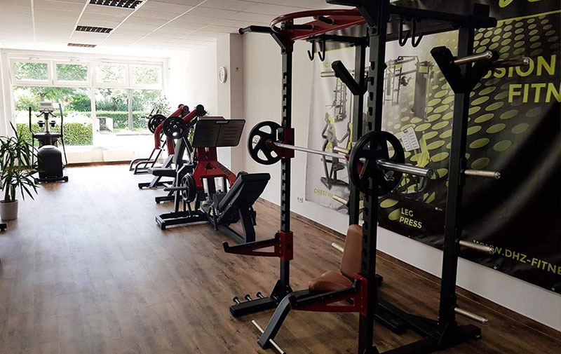 DHZ Fitness Showroom 11 1