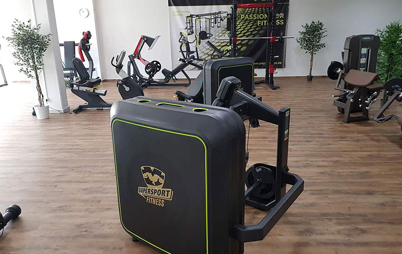 DHZ Fitness Showroom 13 1