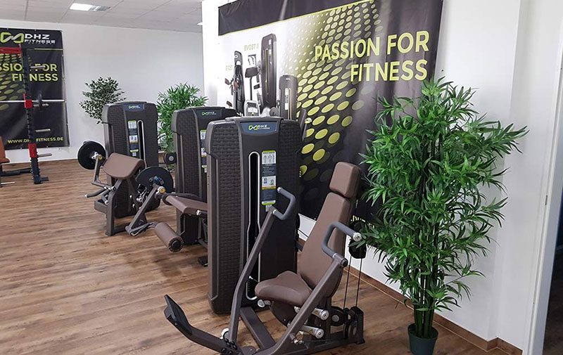 DHZ Fitness Showroom 14 1