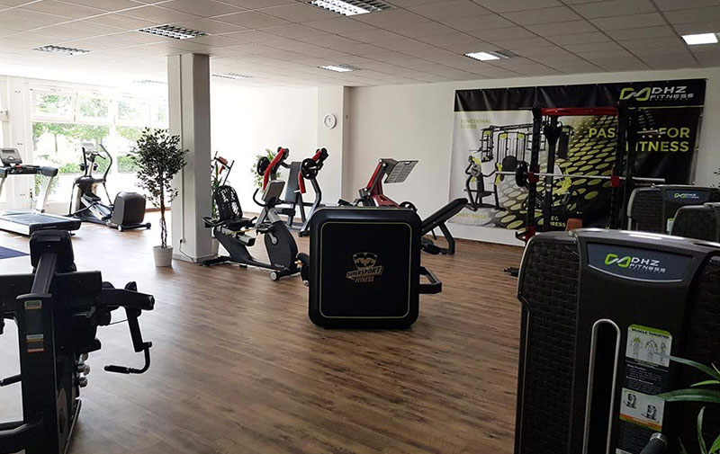 DHZ Fitness Showroom 15 1