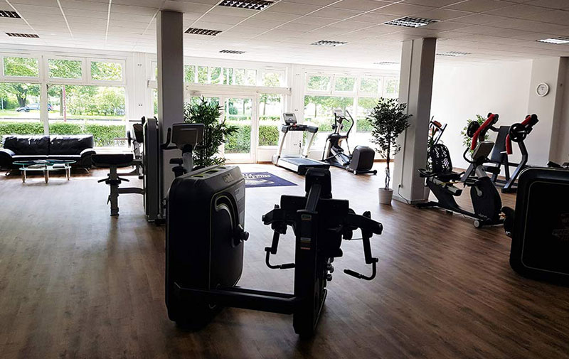 DHZ Fitness Showroom 16 1