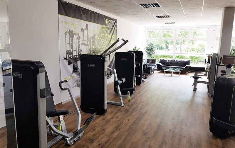 DHZ Fitness Showroom 17 1