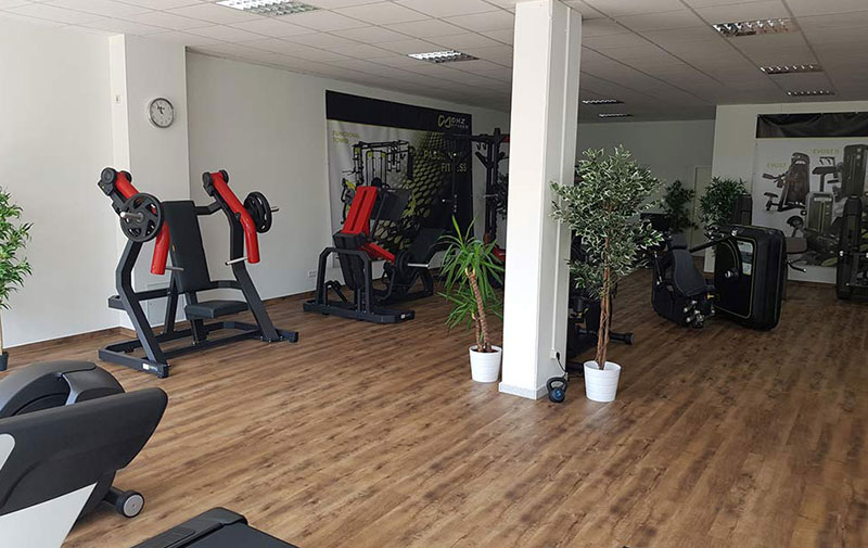 DHZ Fitness Showroom 2 1