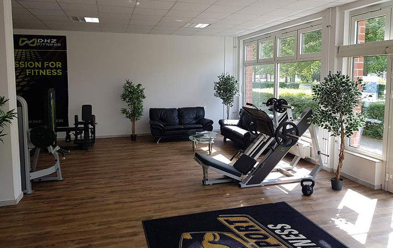 DHZ Fitness Showroom 3 1