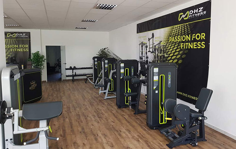 DHZ Fitness Showroom 4 1