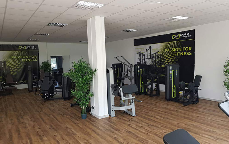 DHZ Fitness Showroom 5 1