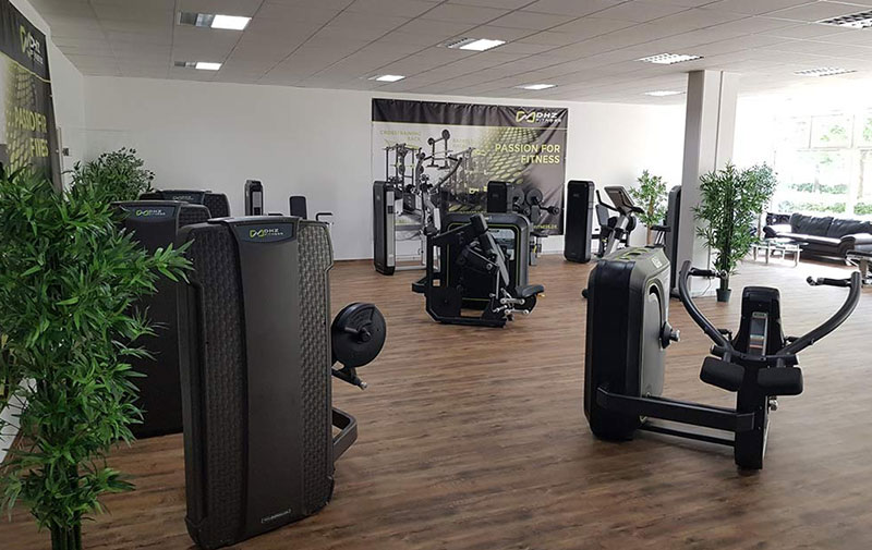 DHZ Fitness Showroom 8 1