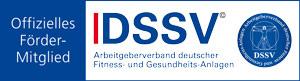 dhz fitness dssv logo