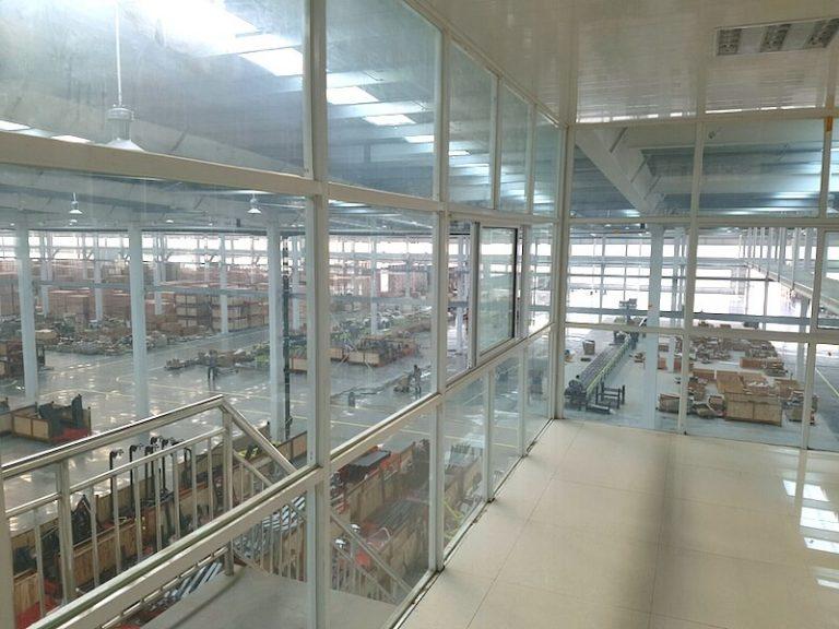 DHZ Fitness realisiert Neubau in China
