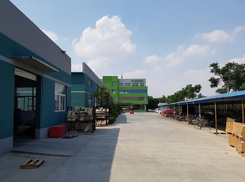 production office fabrik