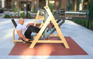 DHZ Fitness Outdoor Fitness 1