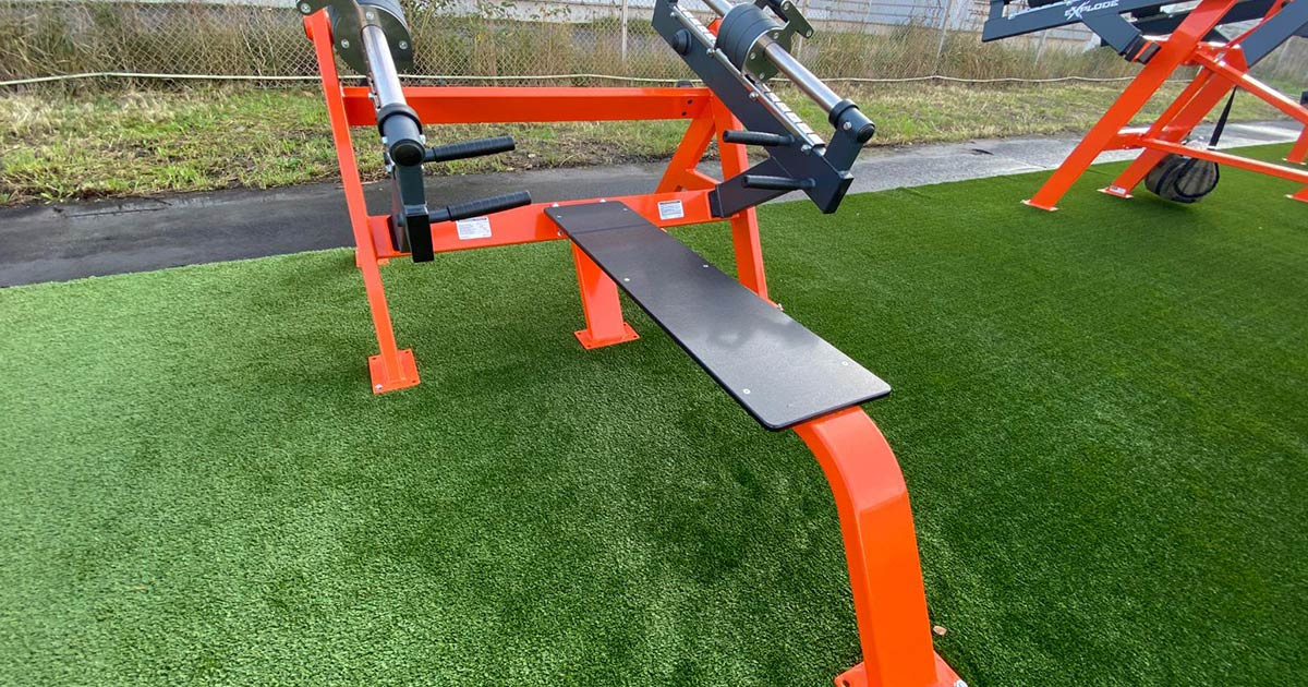DHZ Fitness Outdoor Fitness 14