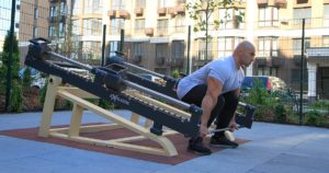 DHZ Fitness Outdoor Fitness 3