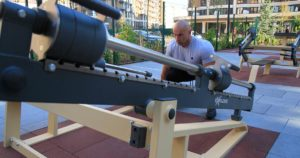 DHZ Fitness Outdoor Fitness 4
