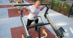 DHZ Fitness Outdoor Fitness 5