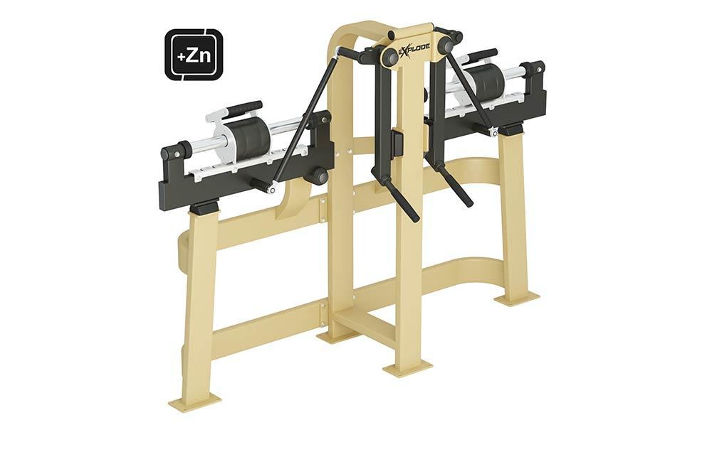 KF809 Deltoid Machine Zn
