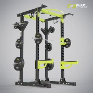 DHZ Power Rack für Functional- und Krafttraining 1