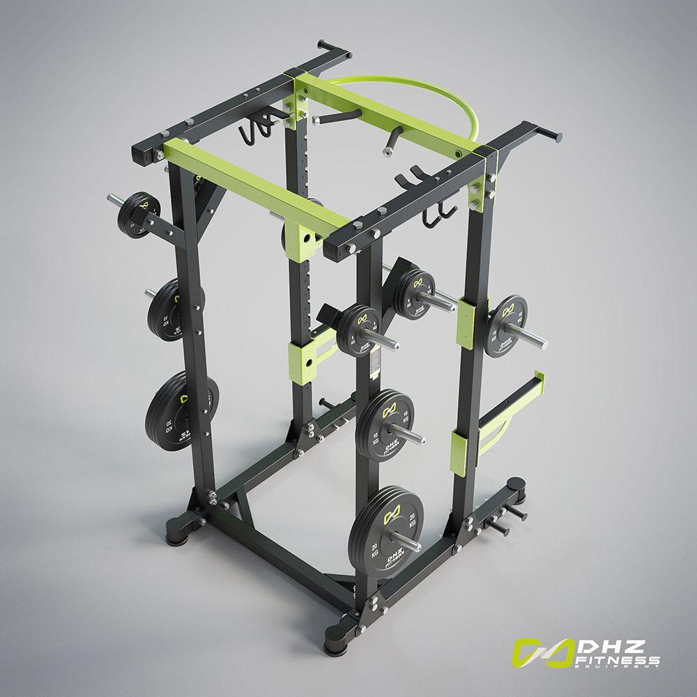 DHZ Power Rack für Functional- und Krafttraining 2