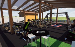 DHZ Fitness Outdoor