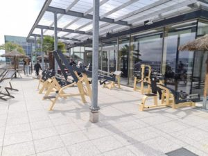 DHZ Outdoor @Step Sports & Spa